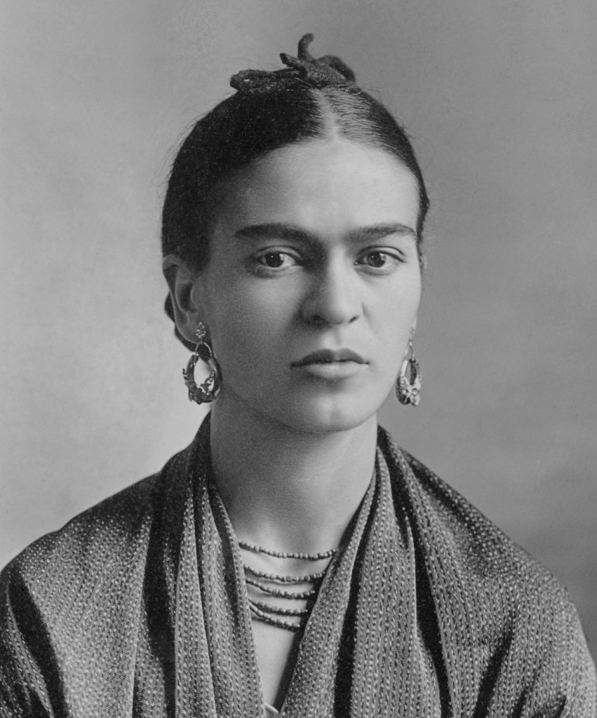 Frida Kahlo by Guillermo Kahlo cropped