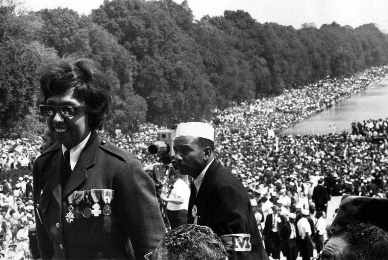 Josephine Baker March on Washington August 28 1963